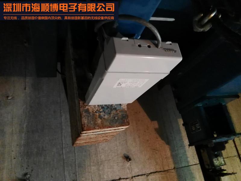 海顺博无线网桥之深圳福田某小区电梯无线监控系统