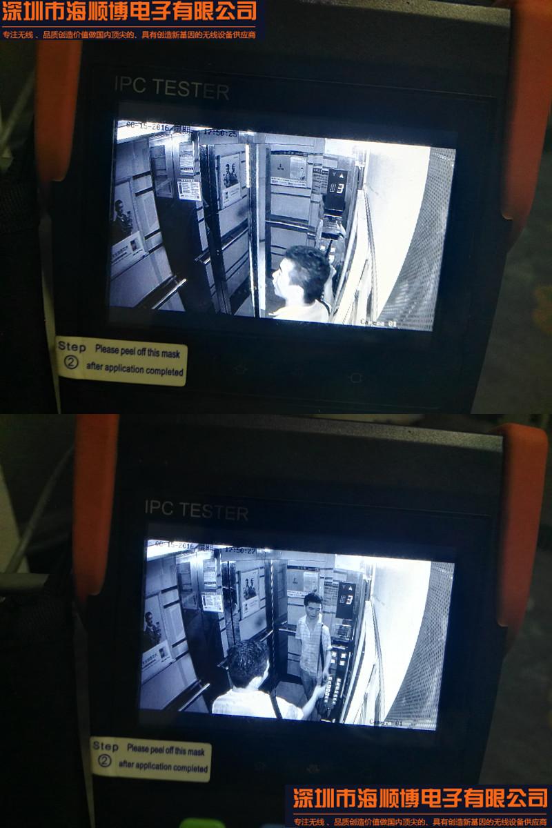 电梯无线监控用什么无线网桥没干扰
